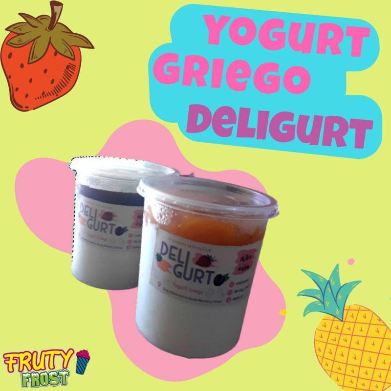 Yogurt-Griego