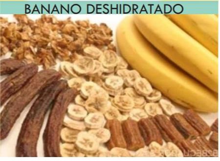 BANANO-DESHIDRATADO