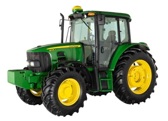 Tractor-6j2